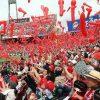 【激突】プロ野球・阪神ファンが広島ファンの行動にキレる! 甲子園ライトスタンドにカープ女子!